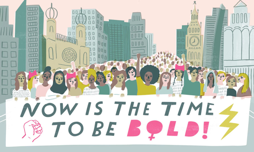 Womens-March-illustration-by-Sarah-Walsh-2017a